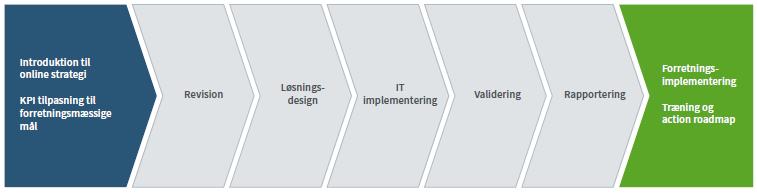 7-trinsmodellen - Implementering og træning - Proces
