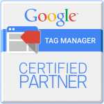 GTM certified patner badge