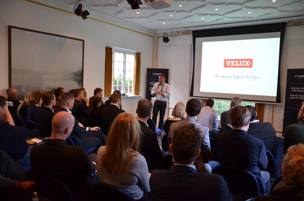 Svend-eric-nilsson-velux-ecapacity-analytics-event