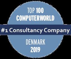 TOP100 - Bedste konsulent virksomhed
