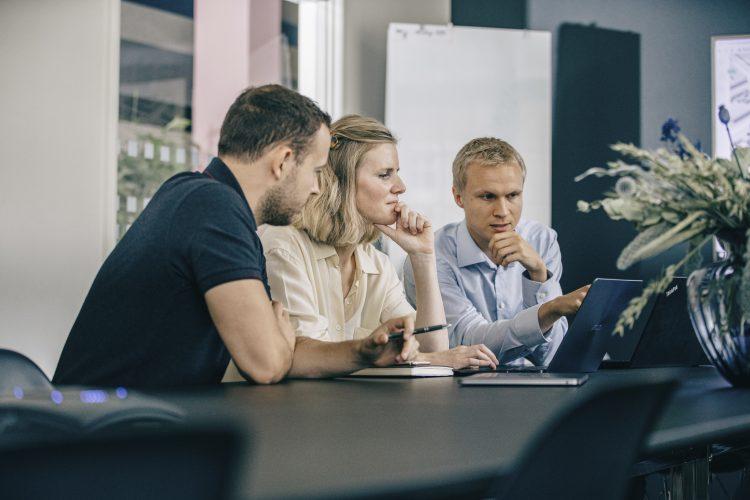 eCapacity hjælper med business intelligence og data insights