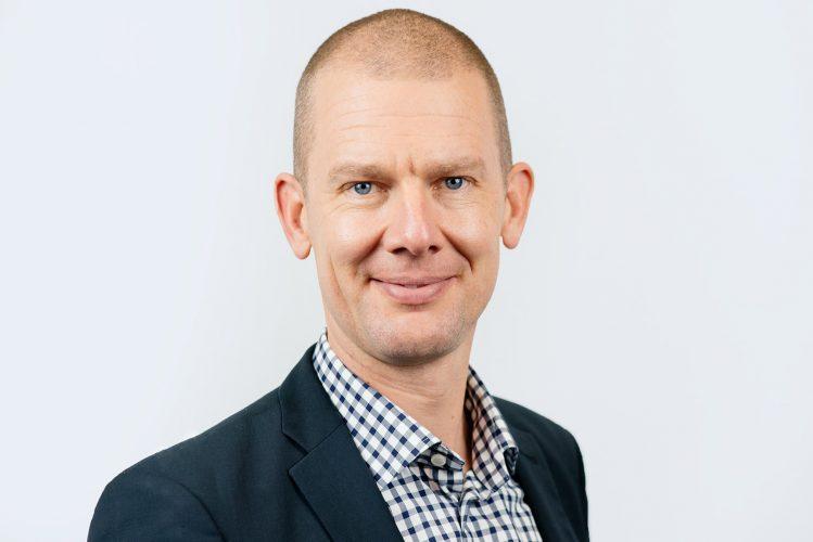 Strategy Director, Carsten Pingel